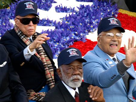 Tuskegee airmen veterans