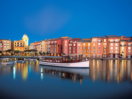 Loews Portofino Bay Resort at Universal Orlando