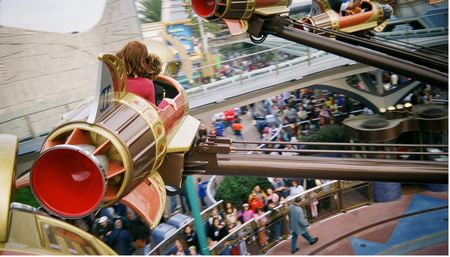 Astro Orbitor photo, from ThemeParkInsider.com