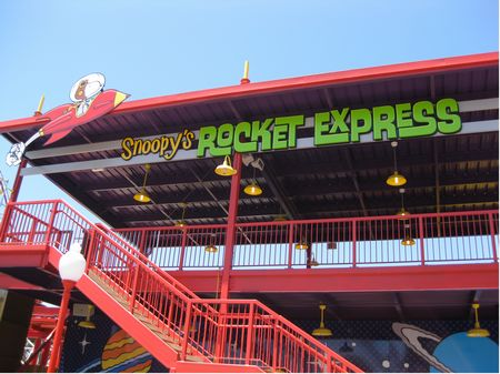 Photo of Snoopy's Rocket Express