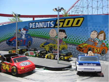 Photo of Peanuts 500