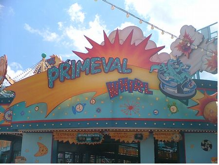 Primeval Whirl photo, from ThemeParkInsider.com