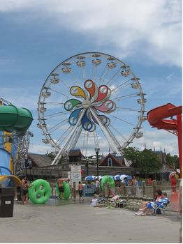 Ferris Wheel photo, from ThemeParkInsider.com
