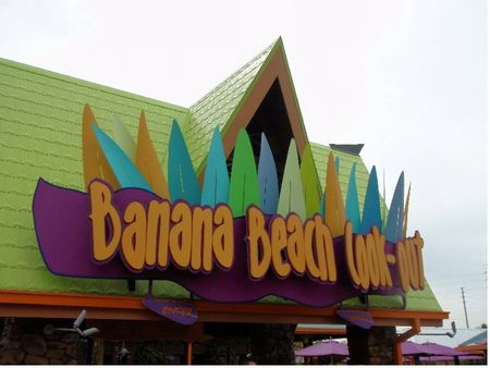 Photo of Banana Beach Cookout