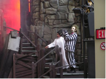 Photo of Beetlejuice's Graveyard Revue