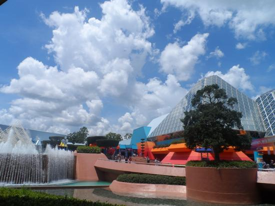 Epcot photo, from ThemeParkInsider.com