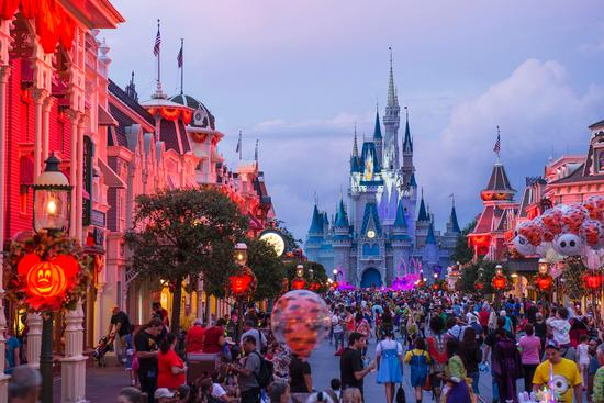 Photo of Walt Disney World Magic Kingdom Mickey's Not-So-Scary Halloween Party