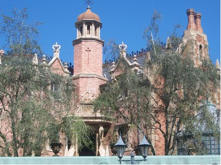 Haunted Mansion in Walt Disney World's Magic Kingdom