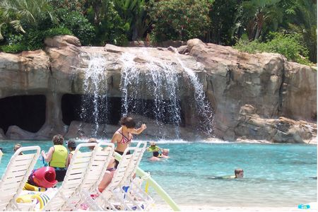Discovery Cove photo, from ThemeParkInsider.com