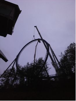 Wild Eagle photo, from ThemeParkInsider.com