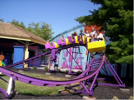 Photo of The Great Pumpkin Coaster