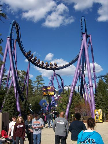 Six Flags Great Adventure photo, from ThemeParkInsider.com