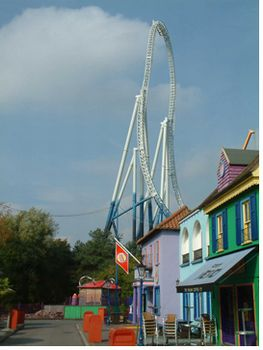 Thorpe Park photo, from ThemeParkInsider.com