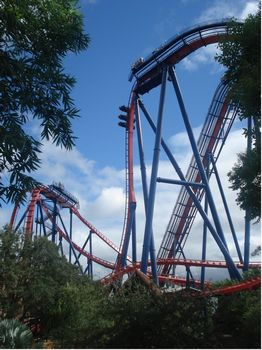 Photo of SheiKra