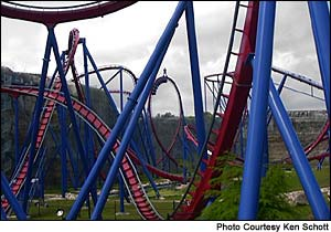 Six Flags Fiesta Texas photo, from ThemeParkInsider.com