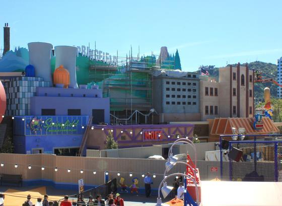 Springfield construction