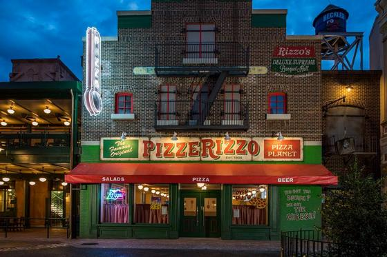 Photo of PizzeRizzo