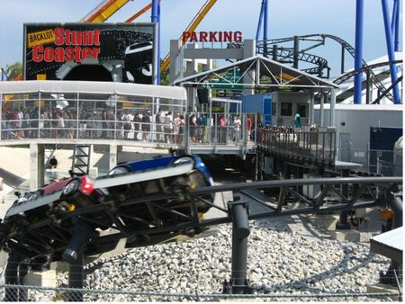 Photo of Backlot Stunt Coaster