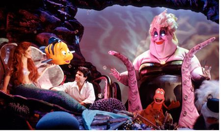 Voyage of the Little Mermaid photo, from ThemeParkInsider.com