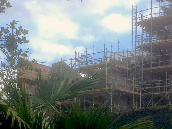 More Kong construction