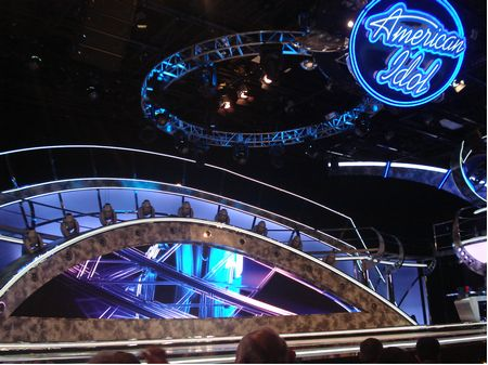 The American Idol Experience photo, from ThemeParkInsider.com