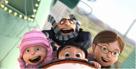 Despicable Me at Universal Studios Florida