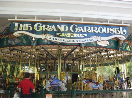 The Grand Carrousel photo, from ThemeParkInsider.com