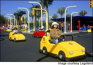 Driving School photo, from ThemeParkInsider.com