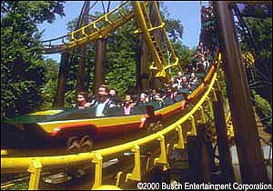 Loch Ness Monster photo, from ThemeParkInsider.com