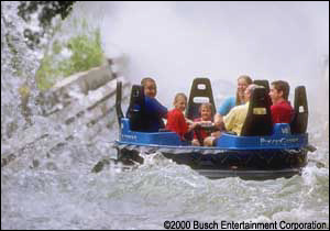 Roman Rapids photo, from ThemeParkInsider.com