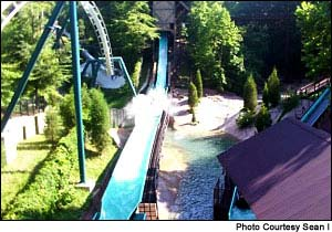 Photo of Le Scoot Log Flume