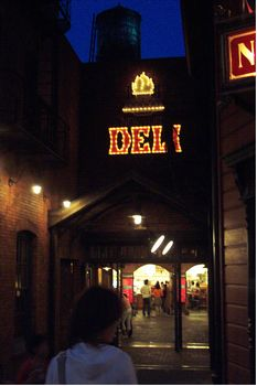 New York Deli photo, from ThemeParkInsider.com
