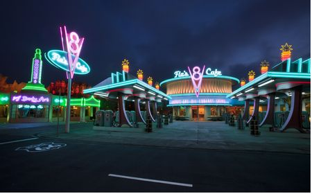 Disney's California Adventure photo, from ThemeParkInsider.com