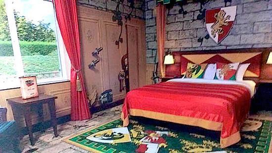 Legoland Hotel VIP suite