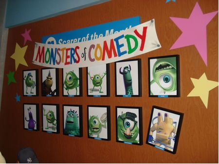 Monsters, Inc. Laugh Floor photo, from ThemeParkInsider.com
