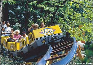 The Great Pumpkin Coaster photo, from ThemeParkInsider.com