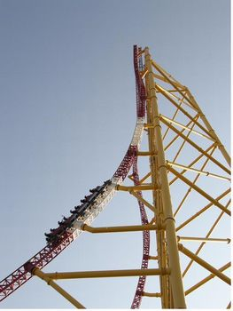 Photo of Top Thrill Dragster