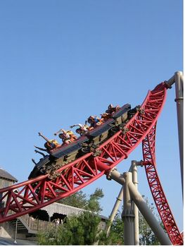 Maverick photo, from ThemeParkInsider.com