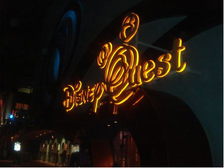 Photo of Disney Quest