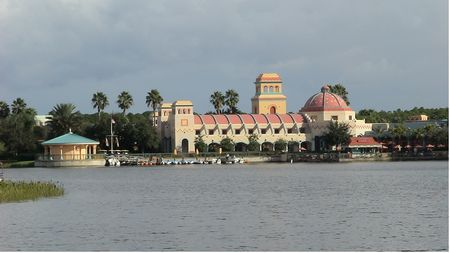 Disney's Coronado Springs Resort photo, from ThemeParkInsider.com