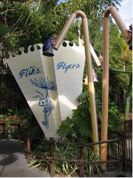 Flik's Flyers photo, from ThemeParkInsider.com