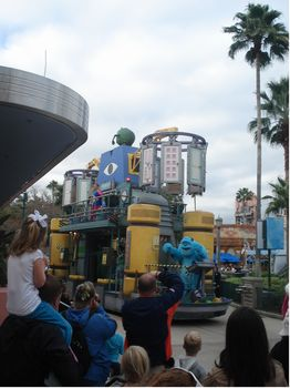 Disney's Hollywood Studios photo, from ThemeParkInsider.com