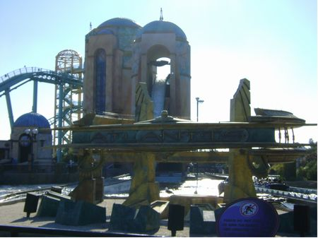 SeaWorld San Diego's Journey to Atlantis