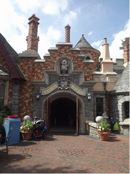 Toad Hall Restaurant photo, from ThemeParkInsider.com