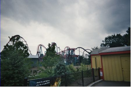 Mind Eraser photo, from ThemeParkInsider.com