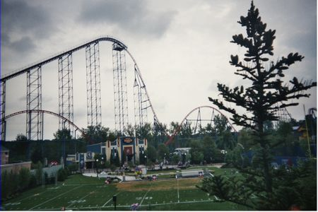 Bizarro photo, from ThemeParkInsider.com
