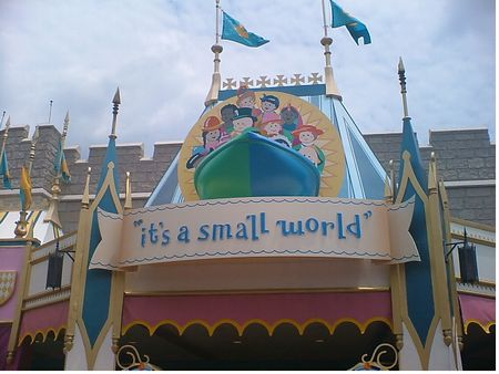 Walt Disney World Magic Kingdom's It's a Small World