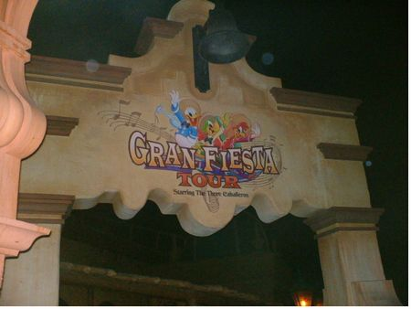 Gran Fiesta Tour photo, from ThemeParkInsider.com