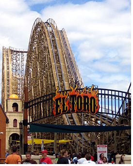 El Toro photo, from ThemeParkInsider.com