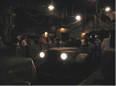 Photo of Indiana Jones Adventure